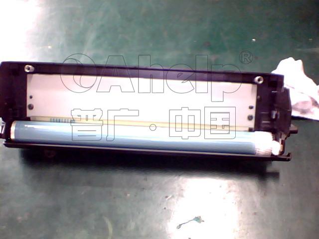 松下uf-590cn激光传真机硒鼓加粉图解