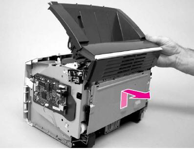 惠普打印机怎么拆墨盒